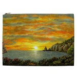 Sunset Of Hope (2mb) Cosmetic Bag (XXL)