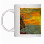 Sunset Of Hope  White Mug