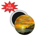 Sunset of Hope by Ave Hurley  - 1.75  Magnet (10 pack)