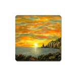 Sunset of Hope by Ave Hurley  - Magnet (Square)