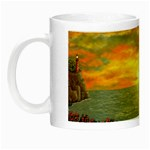 Sunset Of Hope  Night Luminous Mug