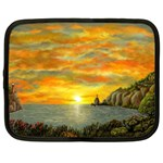 Sunset of Hope by Ave Hurley - Netbook Case (XXL)
