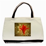 Jd 300 001 Joyce Dickens Almost A Blossom In Bubbles Classic Tote Bag