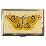 Vintage Moth Cigarette Money Case