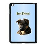German Shepherd Dog Best Friend Apple iPad Mini Case (Black)