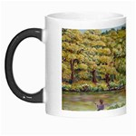 Tenant House In Summer  by Ave Hurley Morph Mug