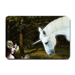 Girl & Her Unicorn Small Doormat