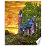 Jessica s Cottage - Ave Hurley - Canvas 16  x 20