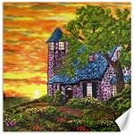 Jessica s Cottage by Ave Hurley - Canvas 20  x 20