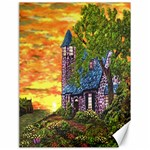 Jessica s Cottage by Ave Hurley - Canvas 18  x 24