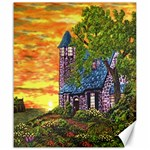 Jessica s Cottage by Ave Hurley - Canvas 20  x 24