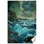 Hobson s Lighthouse by Ave Hurley - Canvas 20  x 30