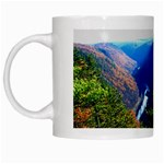 Grand Canyon of Pennsylvania -  White Mug