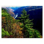 Pa Grand Canyon , South View by Ave Hurley -  Jigsaw Puzzle (Rectangular)