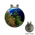 Pa Grand Canyon , South View by Ave Hurley -  Golf Ball Marker Hat Clip