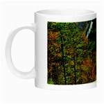 Pa Grand Canyon , South View by Ave Hurley -  Night Luminous Mug