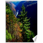 Pa Grand Canyon , South View by Ave Hurley -  Canvas 12  x 16
