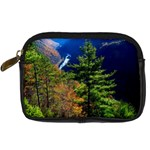Pa Grand Canyon , South View by Ave Hurley -  Digital Camera Leather Case
