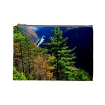 Pa Grand Canyon , South View by Ave Hurley -  Cosmetic Bag (Large)
