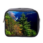 Pa Grand Canyon , South View by Ave Hurley -  Mini Toiletries Bag (Two Sides)