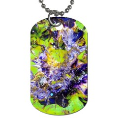 Being Green1a Twin Sided Dog Tag
