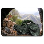 Dragon s Caves Large Doormat