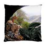 Dragon s Caves Cushion Case (One Side)