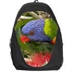 Lorikeet, Rainbow Backpack Bag