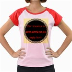 Lessons in Awesomeness Women s Cap Sleeve T-Shirt