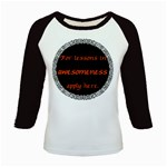 Lessons in Awesomeness Kids Baseball Jersey