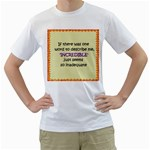 Incredible is Inadequate White T-Shirt