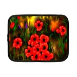 Poppies 3 by  Ave Hurley -  Netbook Case (Small)