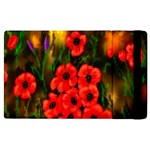 Poppies 3 by  Ave Hurley -  Apple iPad 2 Flip Case