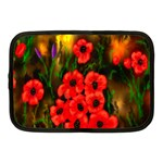 Poppies 3 by  Ave Hurley -  Netbook Case (Medium)