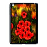 Poppies 3 by  Ave Hurley -  Apple iPad Mini Case (Black)