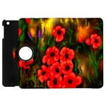 Poppies 3 by  Ave Hurley -  Apple iPad Mini Flip 360 Case