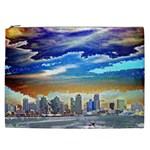 San Diego Skyline Cosmetic Bag (XXL)
