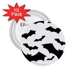 Deathrock Bats 2.25  Button (10 pack)