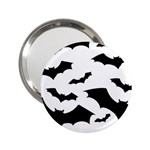 Deathrock Bats 2.25  Handbag Mirror