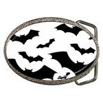Deathrock Bats Belt Buckle