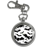 Deathrock Bats Key Chain Watch