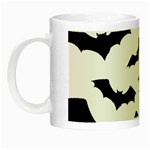 Deathrock Bats Night Luminous Mug