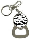 Deathrock Bats Bottle Opener Key Chain