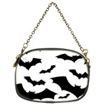 Deathrock Bats Chain Purse (Two Sides)