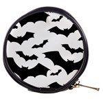 Deathrock Bats Mini Makeup Bag