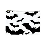 Deathrock Bats Cosmetic Bag (Large)