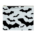 Deathrock Bats Cosmetic Bag (XL)