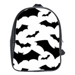 Deathrock Bats School Bag (Large)