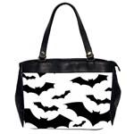Deathrock Bats Oversize Office Handbag (Two Sides)