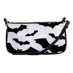 Deathrock Bats Shoulder Clutch Bag